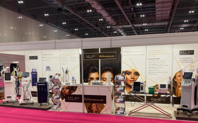 EpiNu At The Professional Beauty London Event 2021